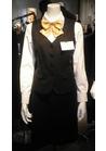 ◇スマートかつエレガントなゴールドリボンのホテル制服
