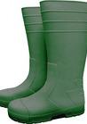 ◇超軽量!元気グリーンの耐油性に優れたカップイン長靴♪