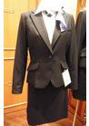 ◇誠実感溢れるストライプスーツの会社用事務服★