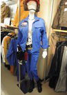 ◇ステッチ使いとすっきりシルエットの作業服