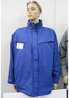 ◇軽量ミニリップ素材の防寒コート