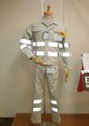 ◇着用者の安全を確保する反射テープ付作業着
