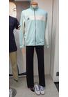 le coq sportif 快活なイメージのブロック切り替えジャケット