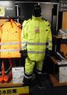 JIS T 8127準拠 高視認安全防寒防水コート イエロー