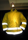 JIS T-8127*防水防寒 高視認性安全服