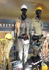AZITO GET WILD 1998×AIRLET LIGHT 男女デザイン有 作業服