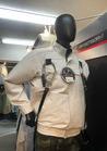 難燃&静電気防止!涼しい空調長袖ブルゾン(フルハーネス対応) 作業着