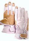 丈夫な豚皮手袋はハードワークに最適