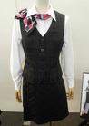 ◆絶妙素材で繊細で美しいブラック事務服◆