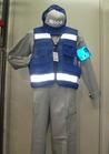 ◇視認性が高く夜間作業も安心な安全ベスト