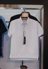◇モード系の半袖ボタンダウンポロシャツ