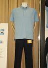 ◇男女ペアで着用できるポロシャツの作業服