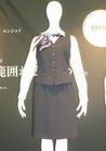 ◇美しいシルエットのオフィス向けエコ制服
