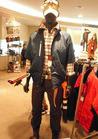 ◇保温性と作業性がUP!!新発想の半袖防寒着