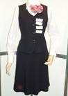 ◇美シルエットのオフィス用制服