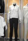 ◇シンプルなデザインのカーボンオフセット付作業服