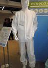 ◇超速乾素材で暑い職場に最適の作業用白衣