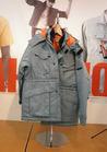 ◇たっぷりの中綿で温かい作業用防寒服